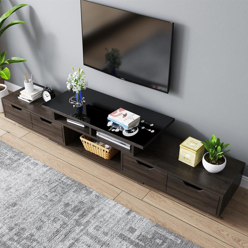 简易电视柜租房北欧经济型茶几组合客厅现代简约欧式轻奢家用地柜