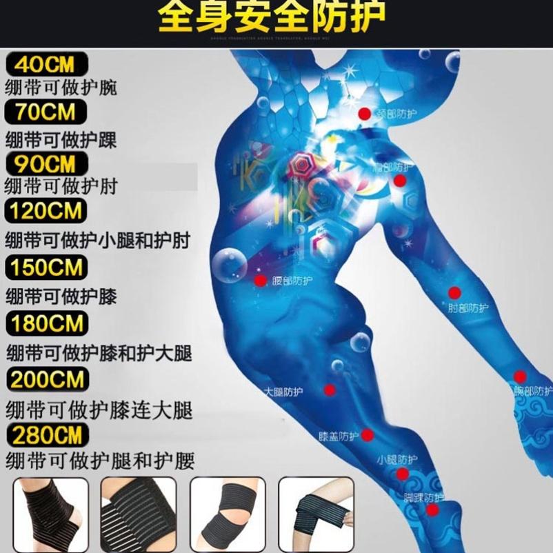级护手掌带拇指女男护手腕腱鞘扭伤酸痛固定运动混棉绷带保暖弹力