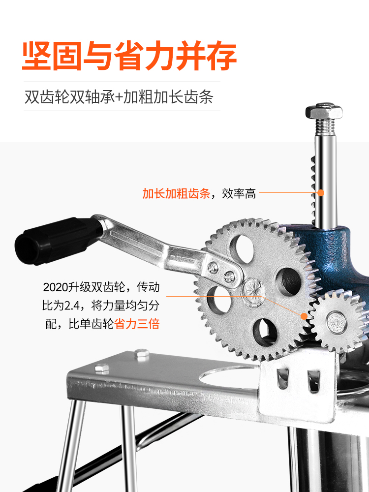 H stainless steel flexible noodle making machine, hot noodle making machine and household small round noodle machine