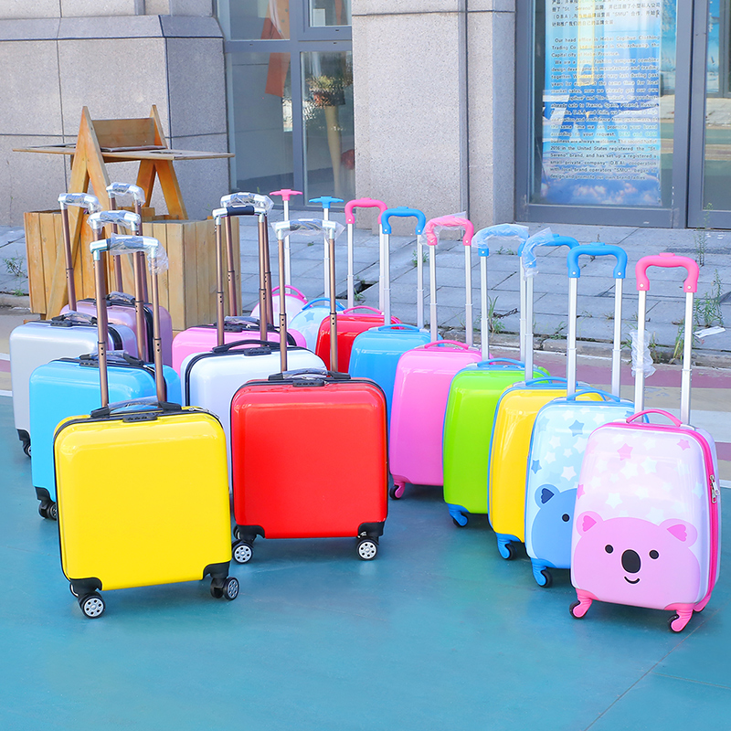 Childrens Trolley Case four wheel universal custom 18 inch childrens suitcase mens and womens childrens suitcase towing case 16 inch 20 inch