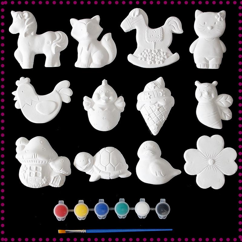 Игрушки для разукрашивания Артикул 614262966082