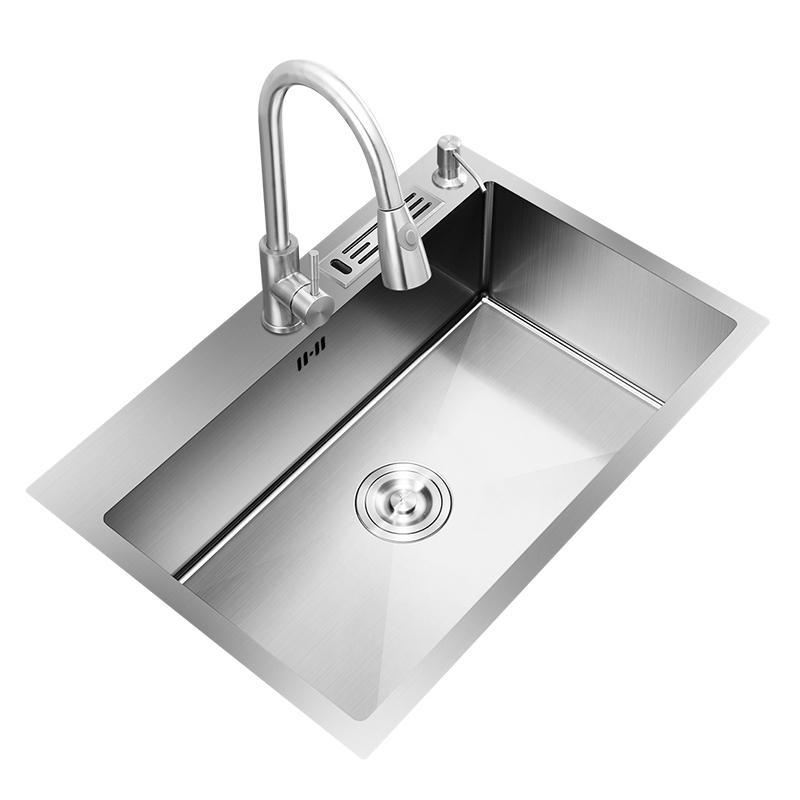 德国康德玛厨房洗碗槽不锈钢洗菜盆质量如何