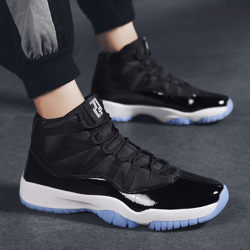 19 one on behalf of aj11 big devil low top basketball shoes retro mens shoes sports shoes