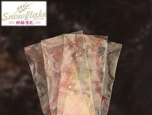 烘焙原料展艺吉利丁片鱼胶片明胶片