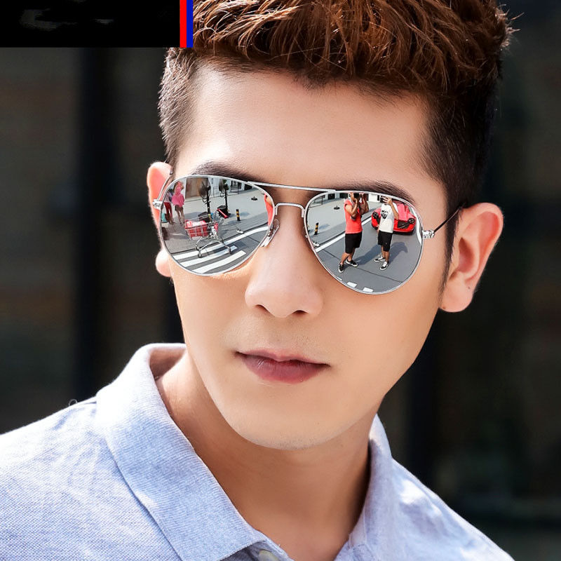 Classic fashion colorful Sunglasses toad Sunglasses mens and womens polarized anti ultraviolet driving Sunglasses