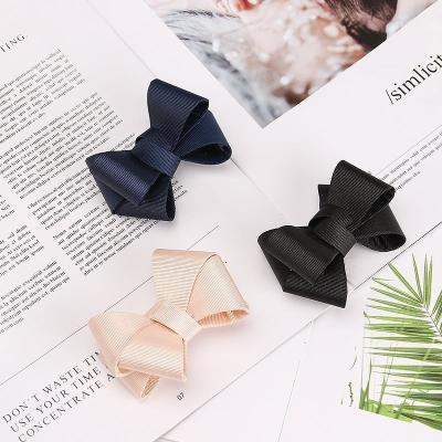 丝质蝴蝶结鞋花鞋饰配件布花饰扣鞋花鞋扣鞋子饰品装饰。