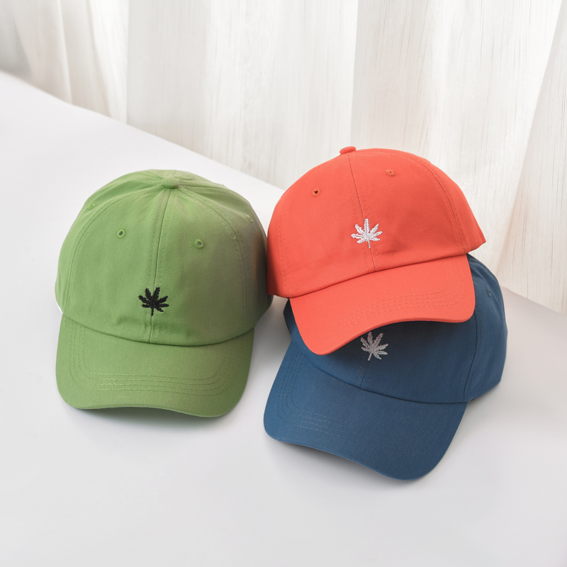 Hat childrens Korean version looks small summer outing sun proof baseball cap breathable versatile fashion cap mens ins trend