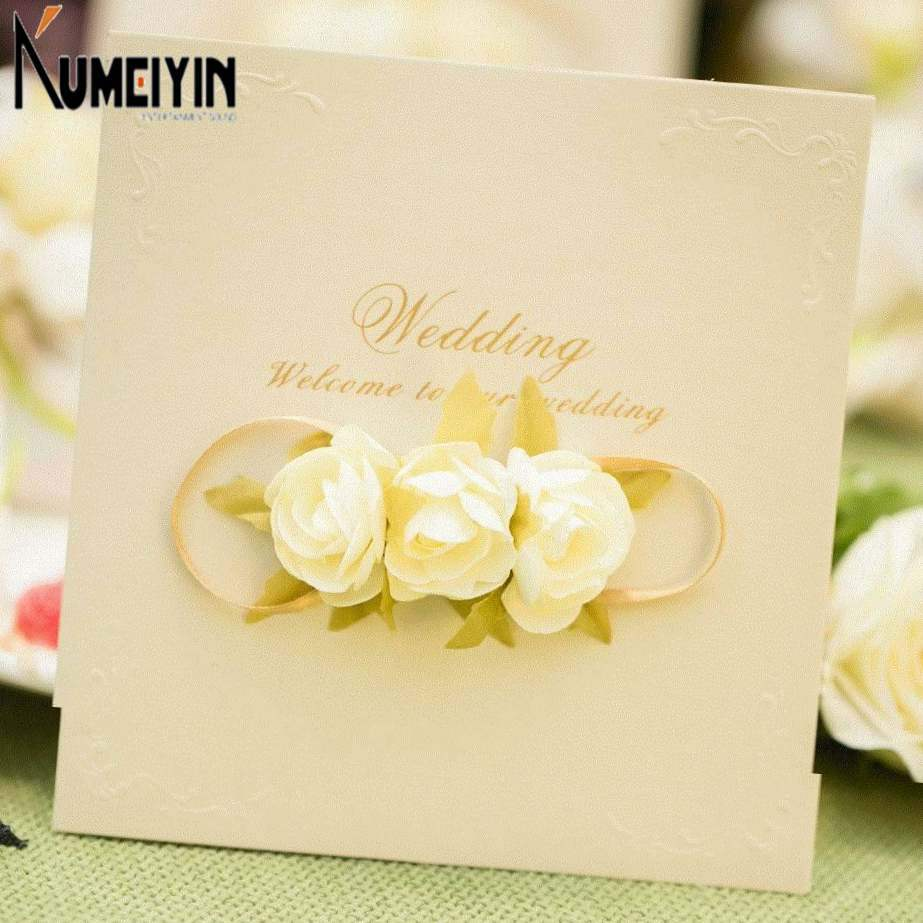 Wedding invitation card invitation card 2019 custom wedding图片