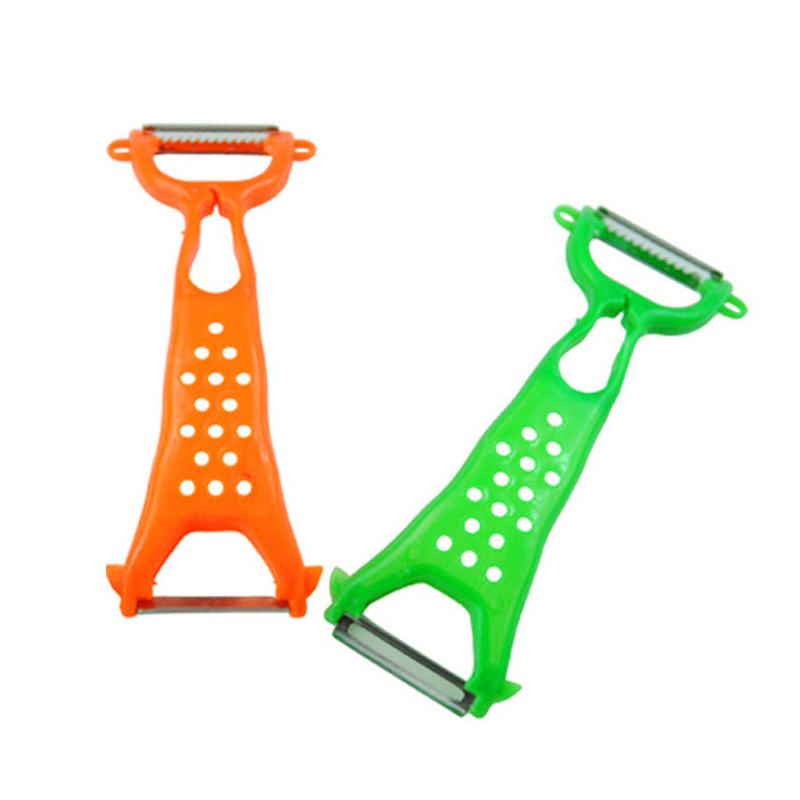 刮皮刀水果蔬菜削皮器家用削皮刀多功能厨房土豆去皮双头刨刀