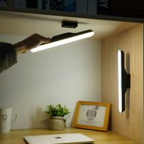 酷毙led小学生宿舍床头阅读写字护眼USB充插式磁吸免打孔镜前台灯