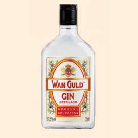 万古德经典金酒  FLASK GIN WAN GULD图片