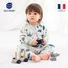 法国DailyBaby宝宝恒温睡袋分腿式婴儿春夏季儿童防踢被四季通用