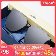 GM墨镜太阳镜女ins网红2020年眼睛新款潮流男士开车大脸显瘦眼镜