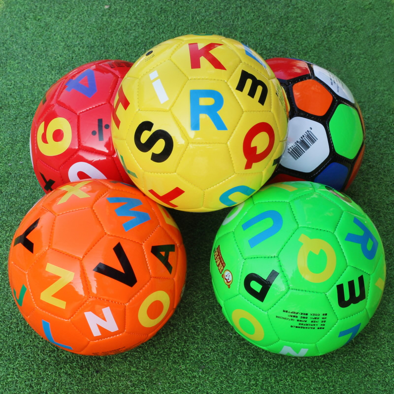 包邮抖音同款小号儿童足球幼儿园宝宝室外运动玩具PU球2-3-4-5岁