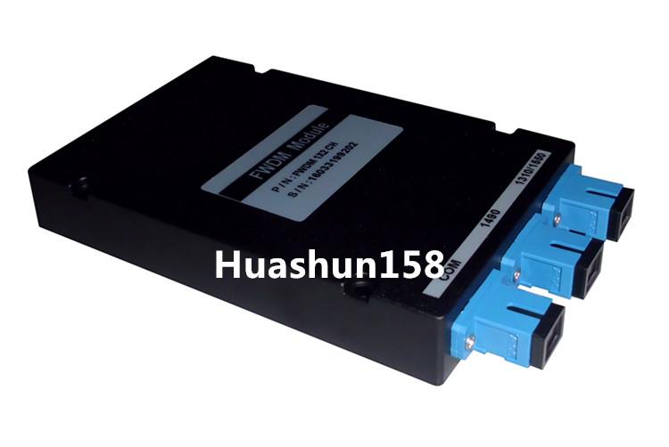 [T1490 R1310/1490法兰ABS盒式滤波片波分复用器 可按规格定制]