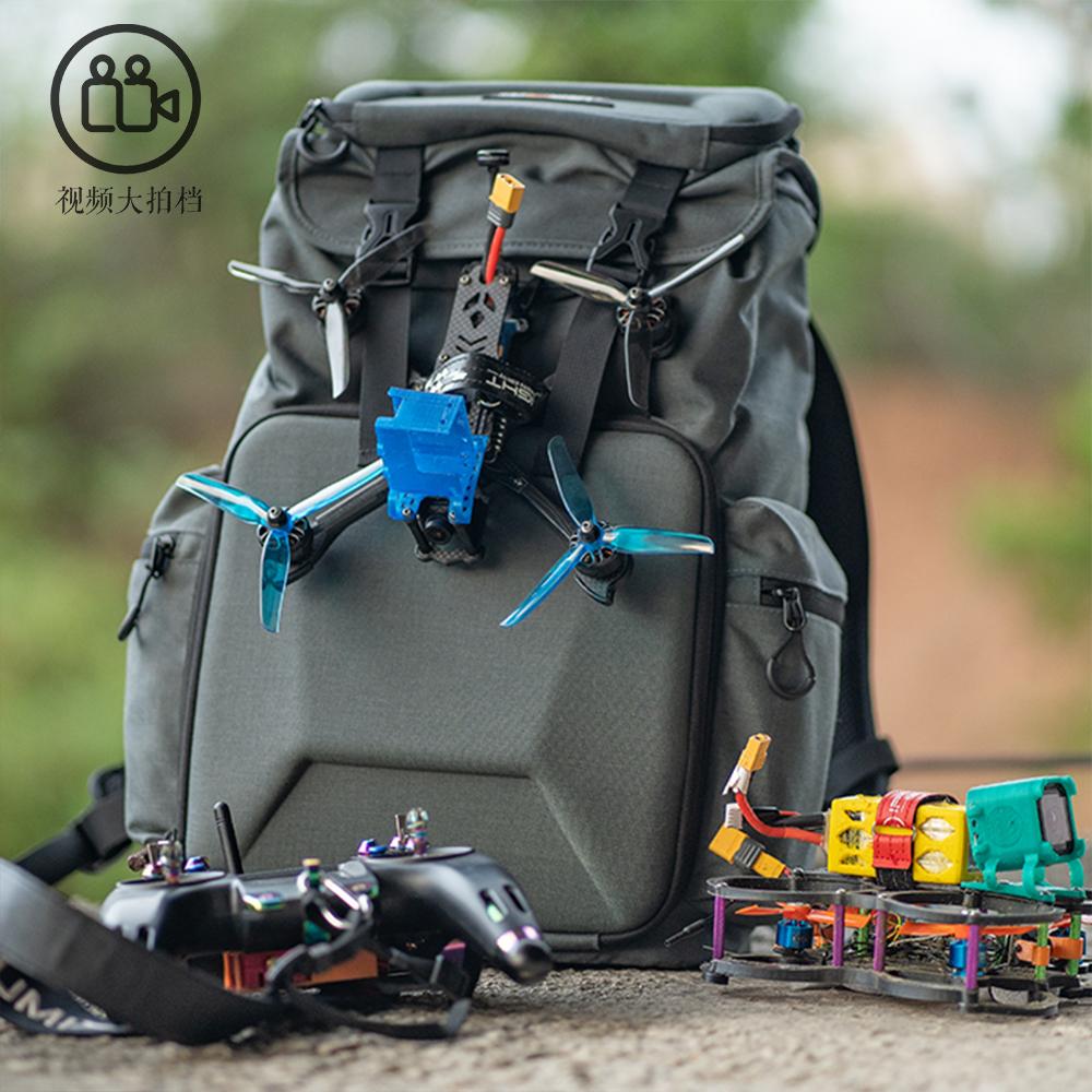 视频大拍档 K&F CONCEPT摄影包VLOG相机包FPV穿越机背包
