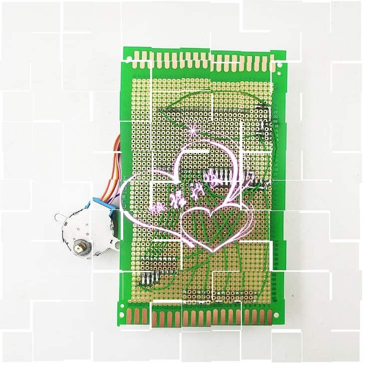 高端基于stm32f103单片机 步进电机控制系统设计 嵌入式软硬件开