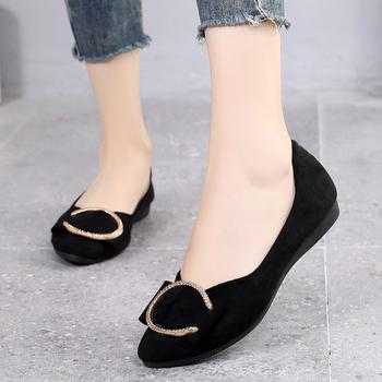 老北京旗舰店官方女春新款时尚布鞋