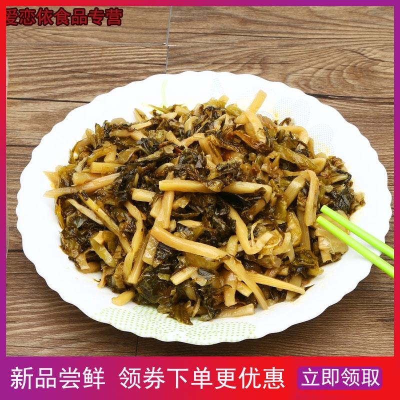 包邮 大芹山梅菜笋丝400*5袋装 福建闽南酱菜咸泡菜下饭菜腌菜