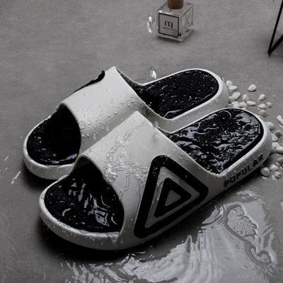 无声防臭潮室外穿耐磨家用浴室托鞋