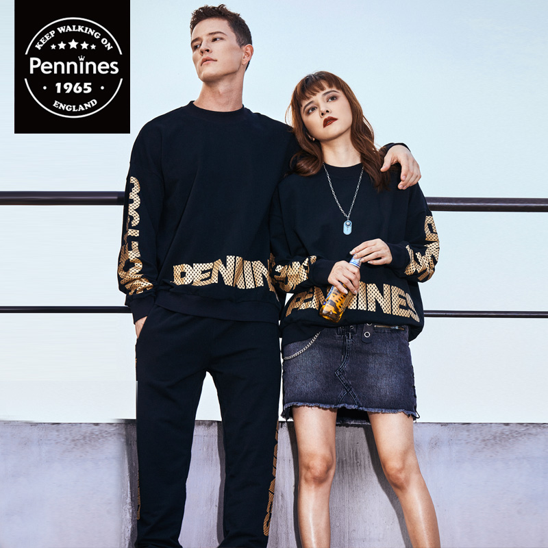 Pennines Benning mens wear British sports fashion brand European and American style spring autumn couple spring clothes