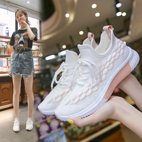 女鞋运动鞋女2020春季新款网面
