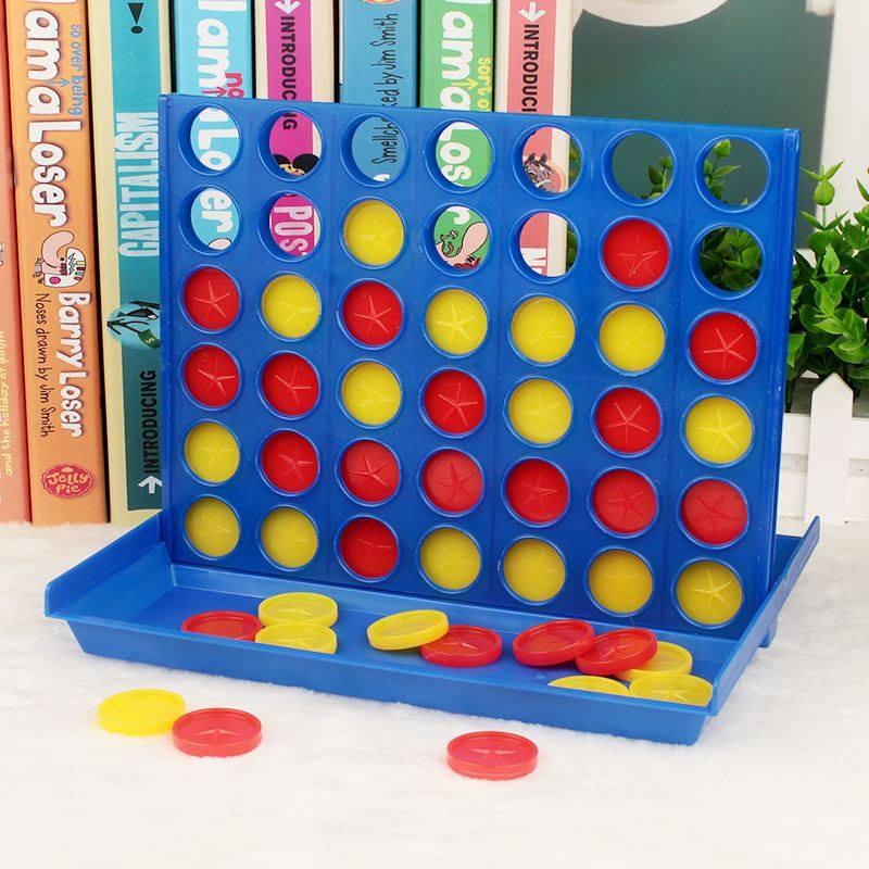 3-6岁立体四连棋四子棋五子棋儿童学生棋类男孩女孩礼物亲子游戏