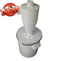 木s工大旋风分离集尘器装修腻子粉吸尘粉尘除尘器小型粉尘除尘收