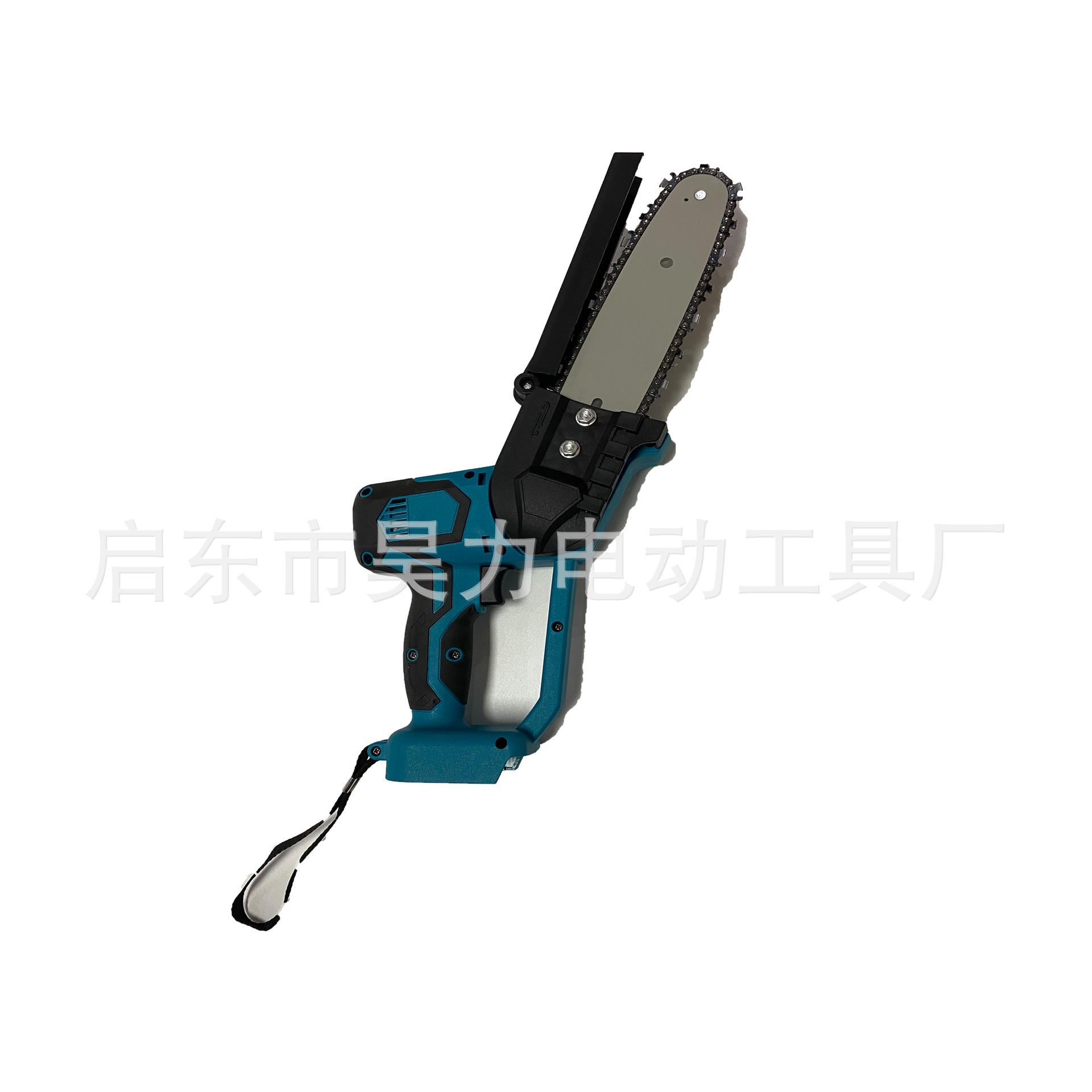 充n电式锂电电链锯多功能伐木锯无线i锯修枝锯单手电锯