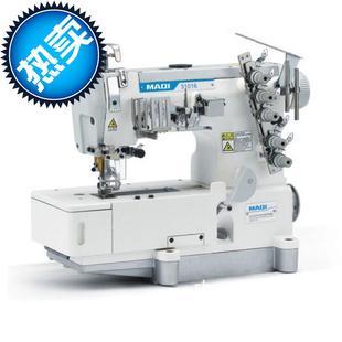 绷缝机 美机s工业牌缝纫机 高速平台式 特大针距