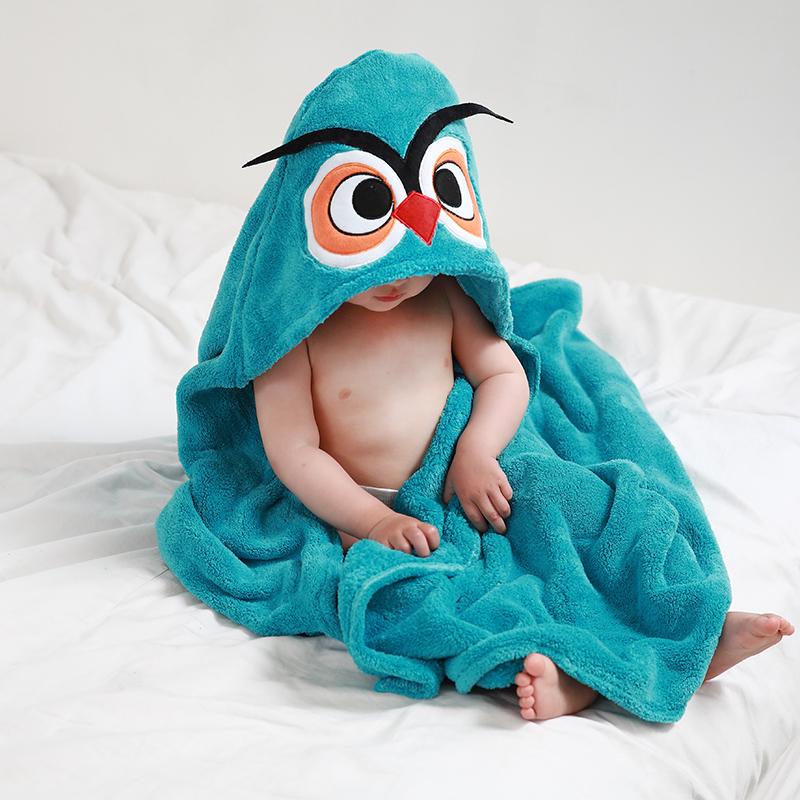 新生超软比全棉吸水洗澡宝宝冬浴巾质量好不好