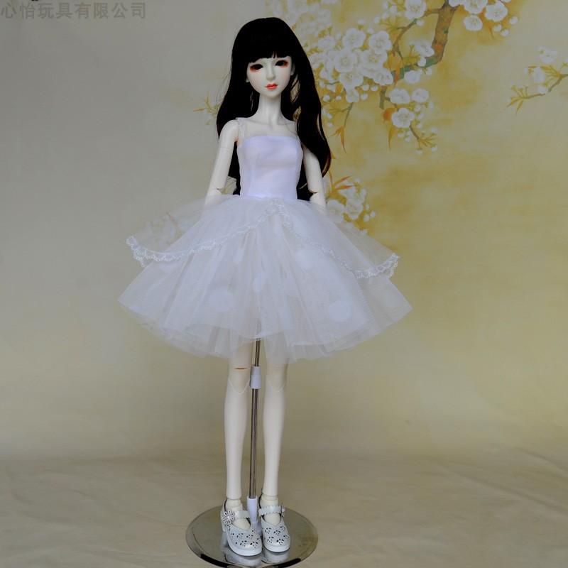 おもちゃの女の子の60センチの洋服を着換えて、3分の心怡doll 3分bjd人形の素体の裸の子供を包んで郵送します。