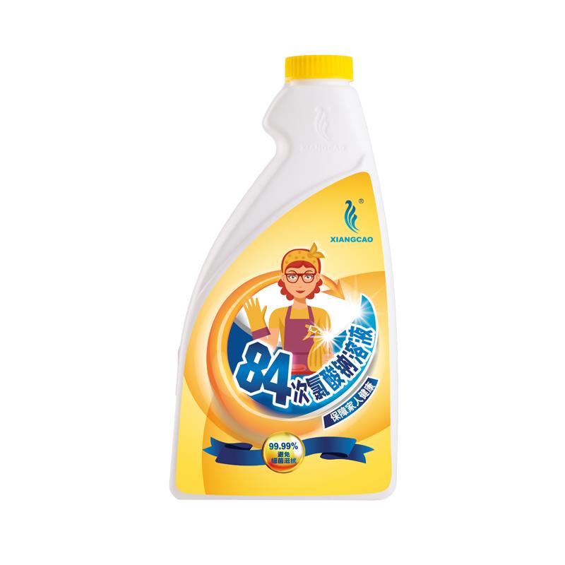 家用84除菌液室内地板马桶浴缸杀菌抑菌液杀毒酒店宾馆漂白次氯酸