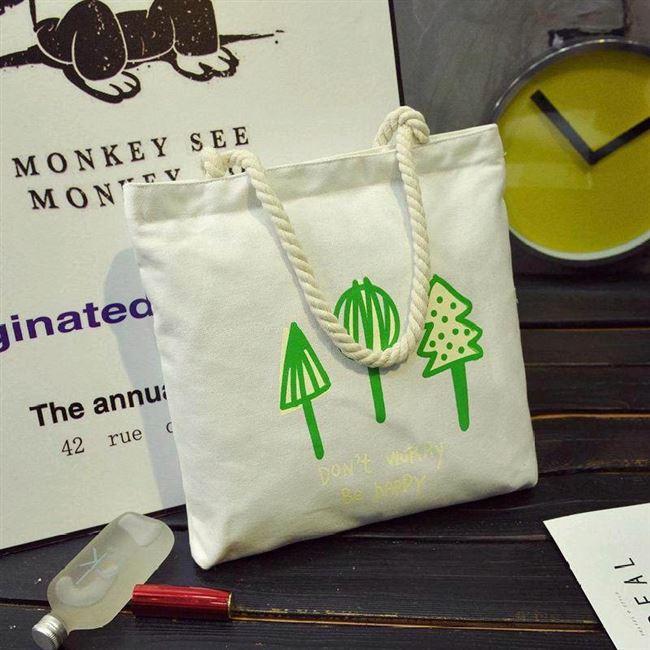 Students study BAG canvas bag straddle bag non-woven girls small crossbeam learn K fresh large capacity inner stick handbag