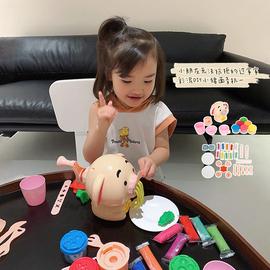 小猪面条机橡皮泥模具工具套装儿童过家家手工DIY彩泥玩具女图片