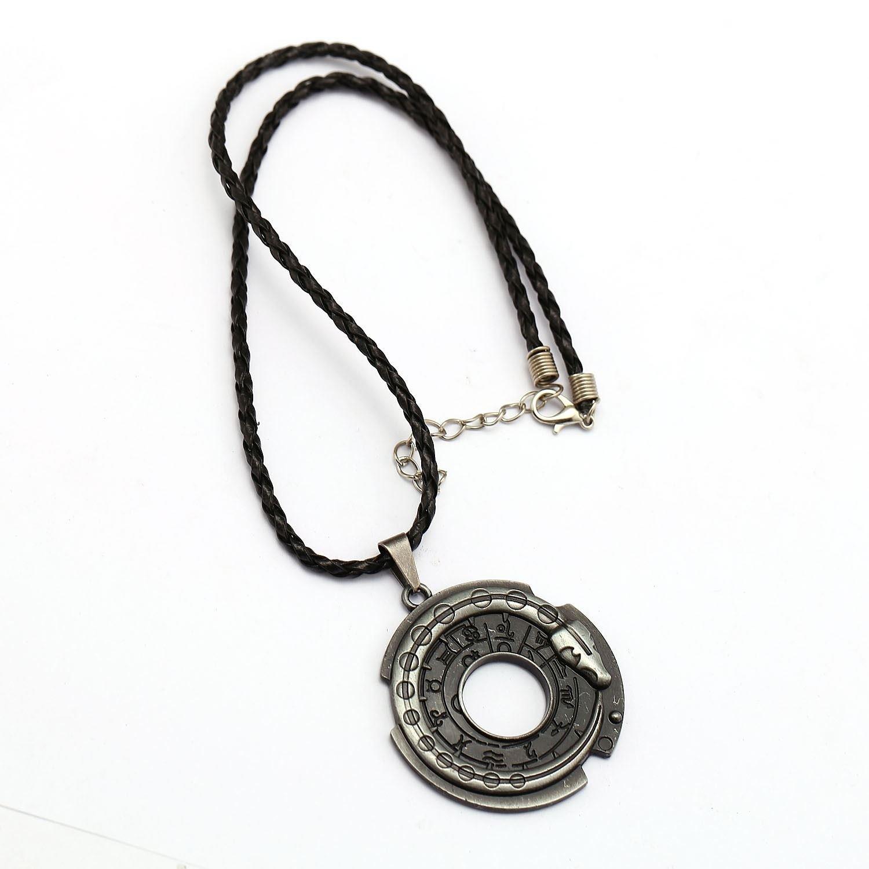 刺客信条康纳护身符钥匙扣枭雄起源手镯环标志戒指饰品项链V礼物