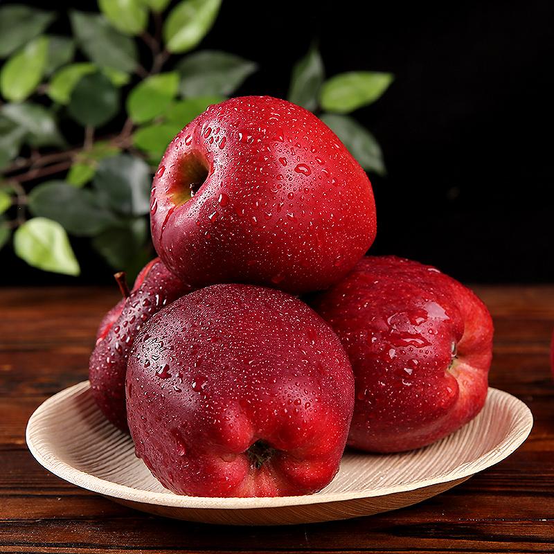 【净重5斤】甘肃天水花牛苹果红蛇果