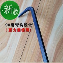 铝模工具工地建筑拆模q吕模多功能 小撬杠 木工 铁撬实心撬棍 18*