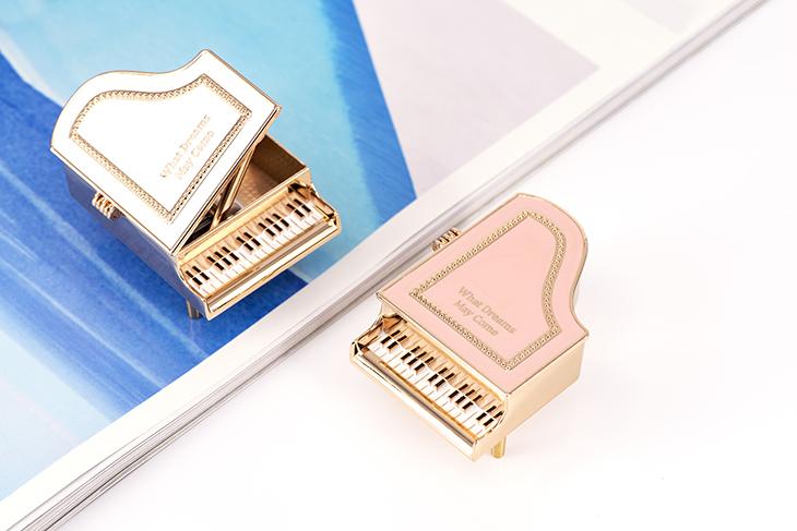 八门虫社MINI钢琴合金音乐盒八音盒圣诞节情人节女生生日创意礼物12-02新券