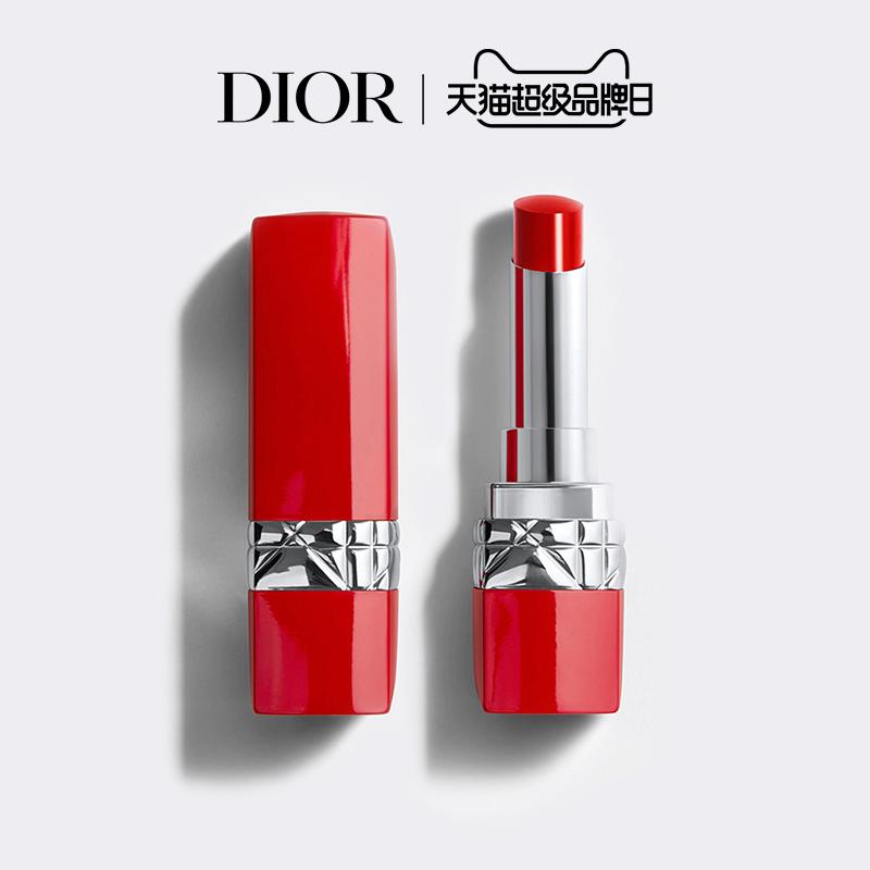 半哑光436641999迪奥烈艳蓝金挚红唇膏红管Dior官方正品