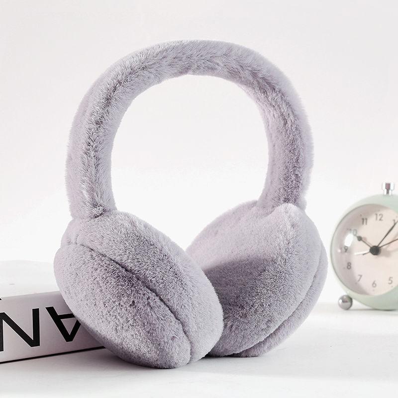 秋冬新款耳套保暖女捂耳罩耳暖男士耳包韩版潮流可爱