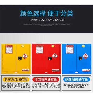 There are two cabinets for corrosion prevention of concentrated hydrochloric acid, PP acid-base reagent cabinet, fume cupboard, nitric acid medicine storage reagent sample.