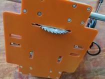 实心光轴导轨滑块光杆滑杆滑轨木工切割机锯台裁板裁瓷砖神奇全套