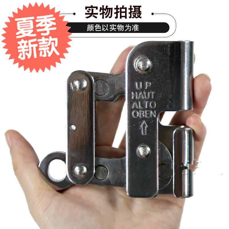 华洛夫 8mm钢丝绳自锁器防坠落防坠器缓v降器攀爬自锁器绳自