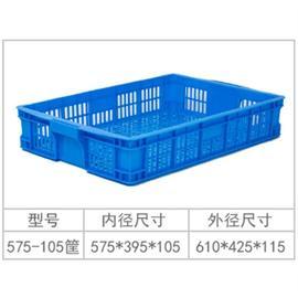 衣物袋储物箱整理筐塑料筐蔬菜周转筐便携式存储箱置物箱耐用餐具