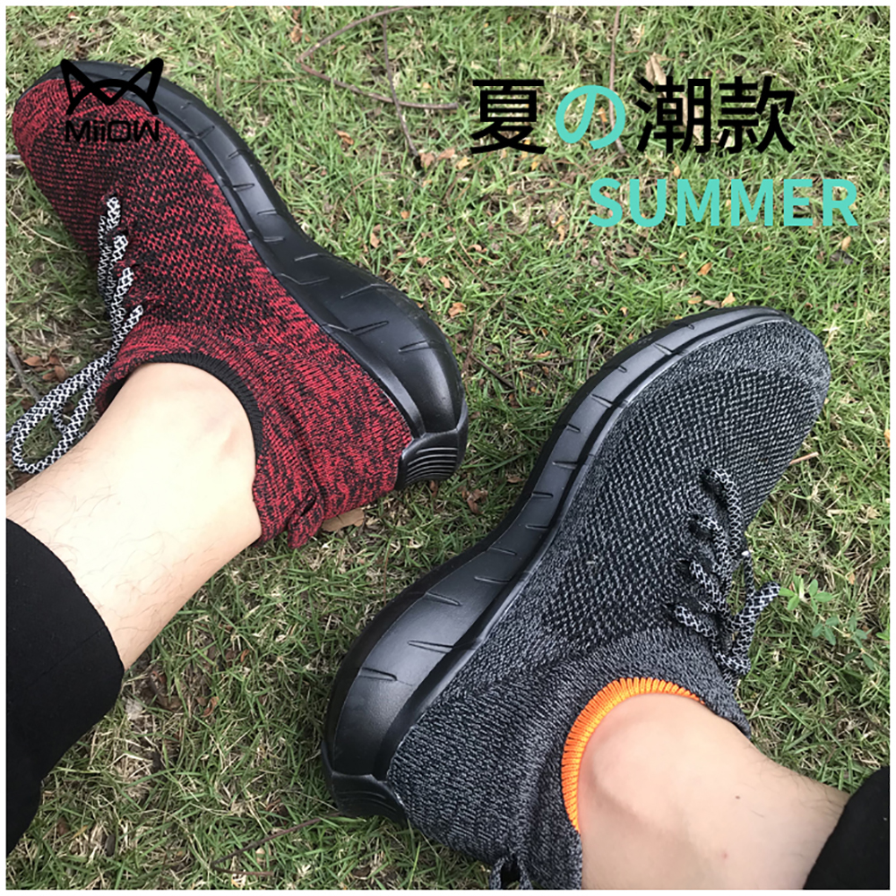 New black technology casual light, anti slip, waterproof, antifouling and oil proof socks shoes for men in autumn and winter 2020