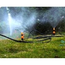 喷雾喷灌喷头庭院家用家庭阳台滴灌定时器雾化微喷喷雾水龙头蔬。