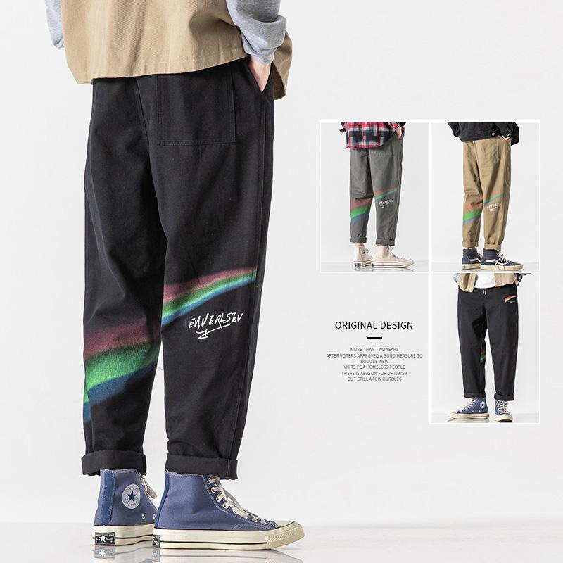 秋季150矮小个子男生穿搭配160cm显高155坠感裤子165粗腿屁股大的图片