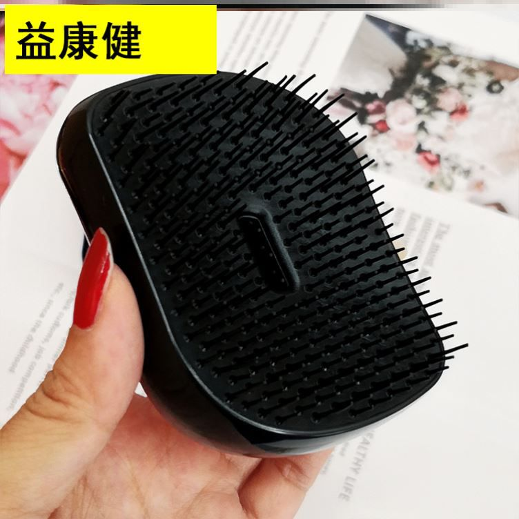 6D traceless m-hair comb special care Fake Hair Magic Comb no knotting, smooth hair and anti knotting