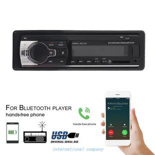 JSD-520 CaR RaDio SteReo Bluetooth MuSiC PlayeR Phone MP3 Re